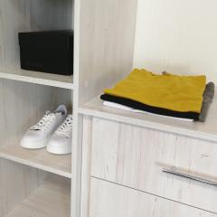 Изготовление гардеробных в Твери