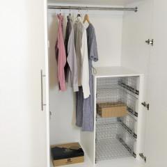 Белый шкаф с распашными дверями Тверь