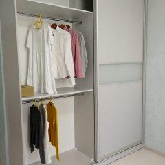 Стильный шкаф-купе для девушки в Твери