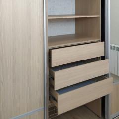 Шкафы-купе в Твери по индивидуальным размерам