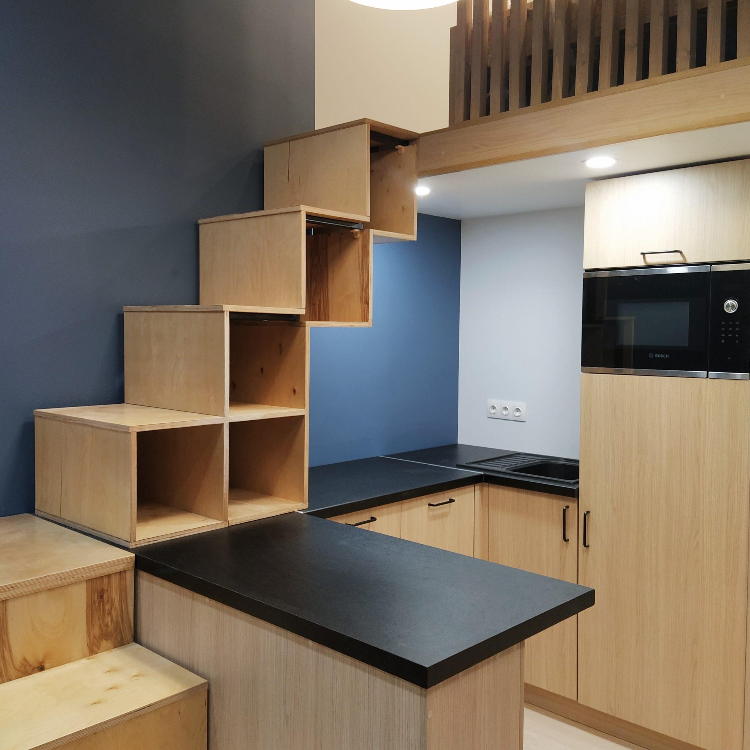Мебель для апартаментов Тверь